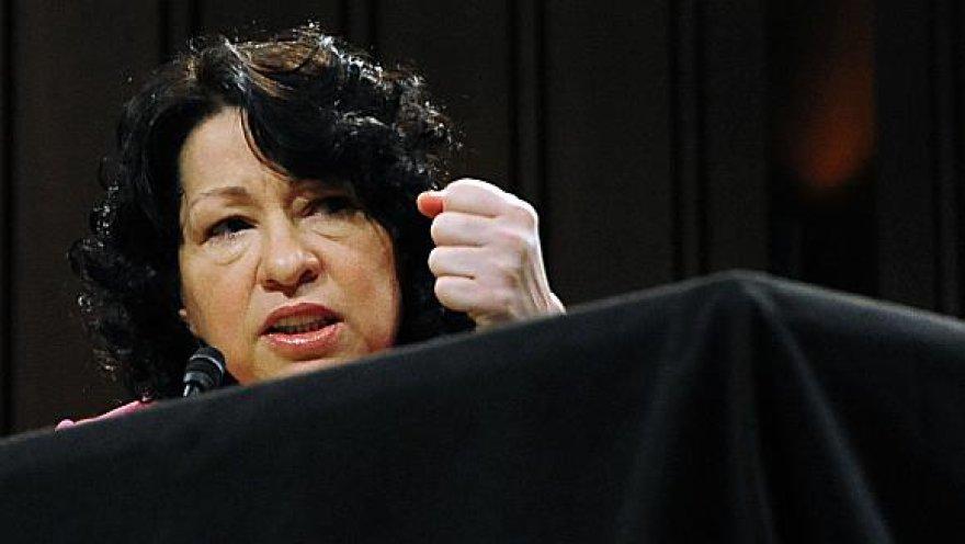 Teisėja Sonia Sotomayor