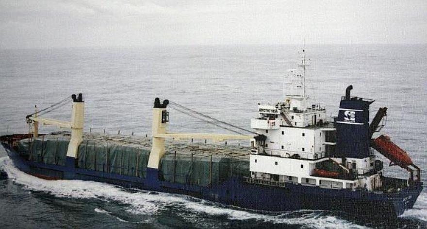 "Dingęs laivas ""Arctic Sea"""