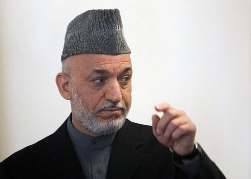 Hamidas Karzai