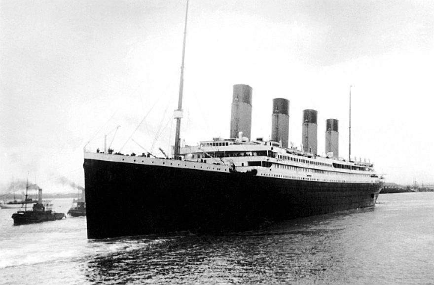 """""""Titanikas"""""""