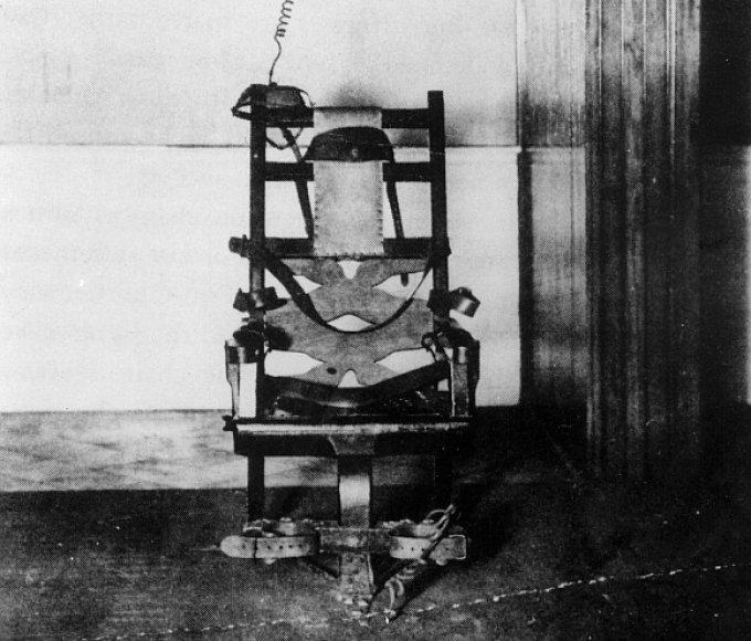 Elektros kėdė