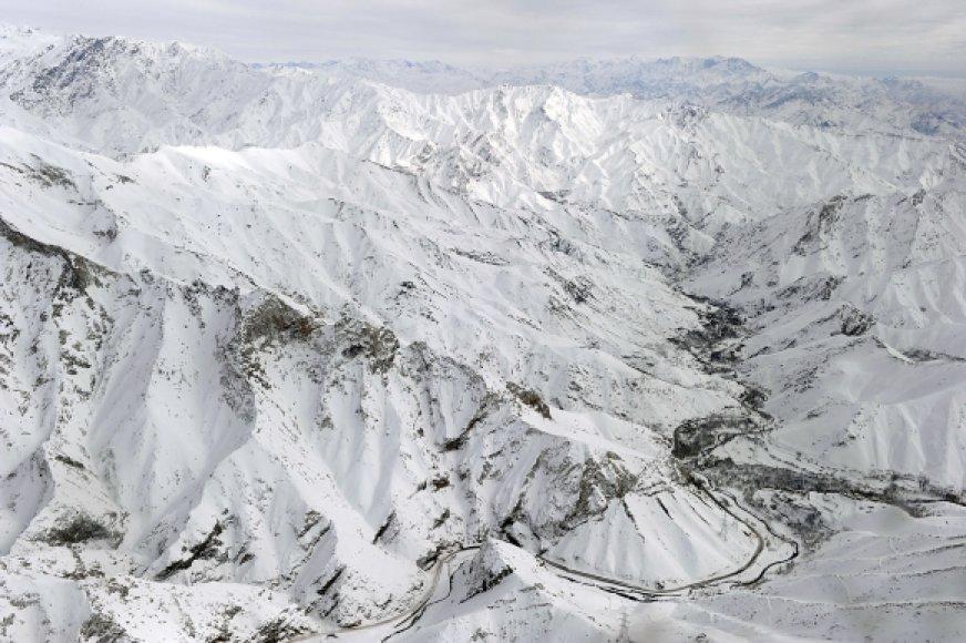Snieguotos viršukalnės