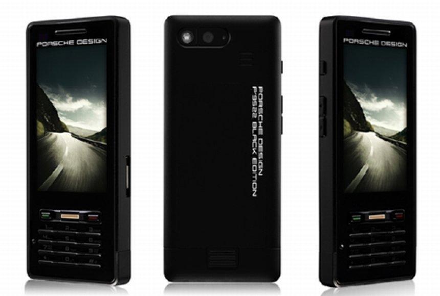 """Telefonas """"P'9522 BLACK"""""""
