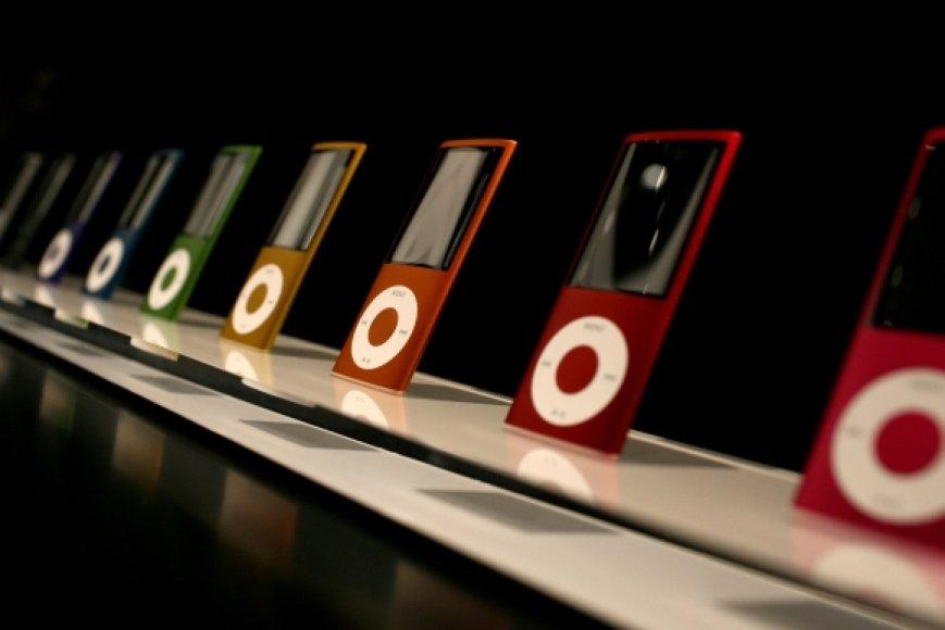 """iPod Nano"" grotuvėliai"