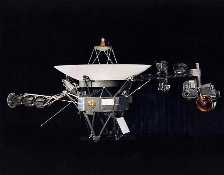 """""""Voyager"""" kosminis aparatas"""
