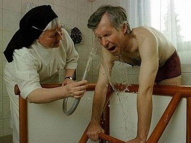 Vienuolės tikina, kad tokios procedūros padeda ir sielai.
