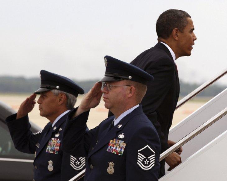 Barackas Obama pabrėžė, kad JAV turi stiprinti esamus aljansus, kaip ir ieškoti naujų partnerių.