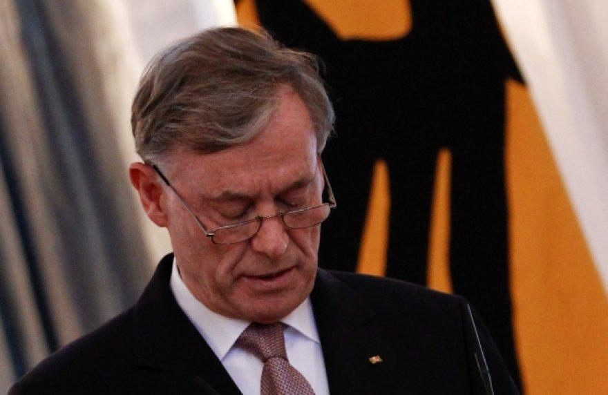 Horsto Koehlerio atsistatydinimas visiems buvo didelis netikėtumas.