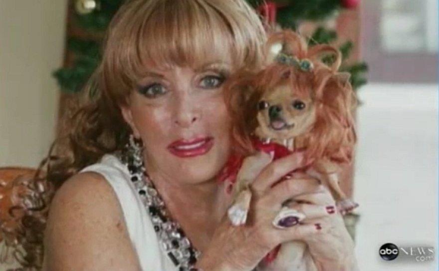 Gail Posner ir jos numylėtinė Conchita