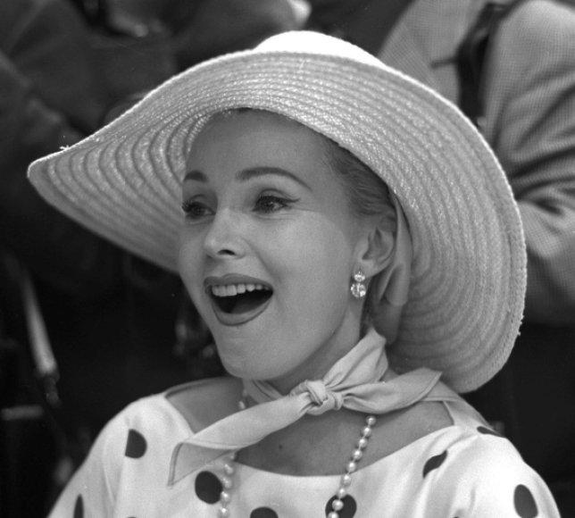 Zsa Zsa Gabor (1955 m. nuotrauka)