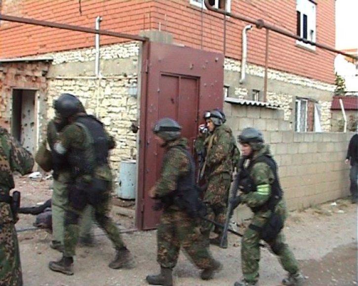 Specialiųjų pajėgų operacija Machačkaloje