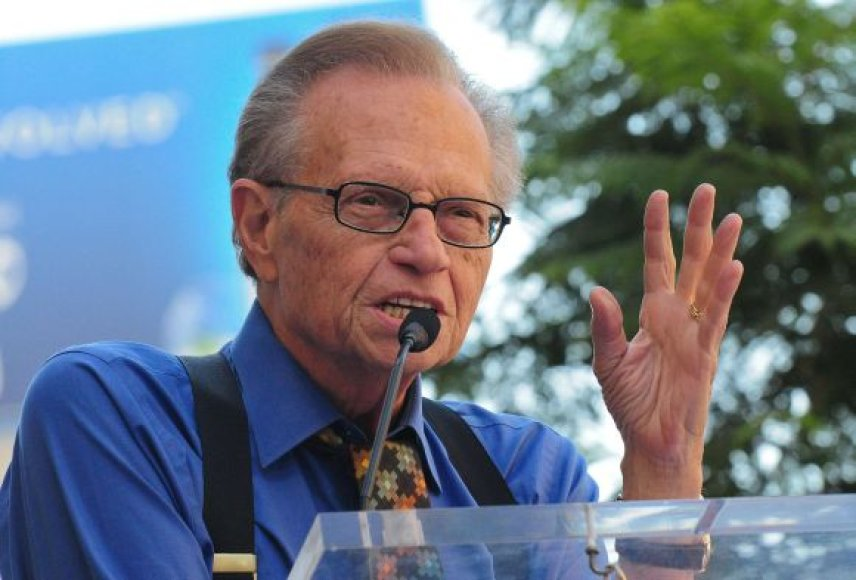 Larry Kingas