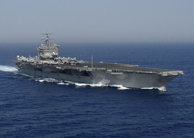 "JAV lėktuvnešis ""USS Enterprise"""