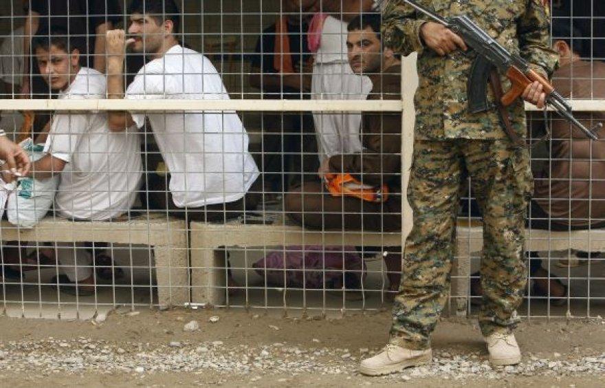 Kalėjimas Irake