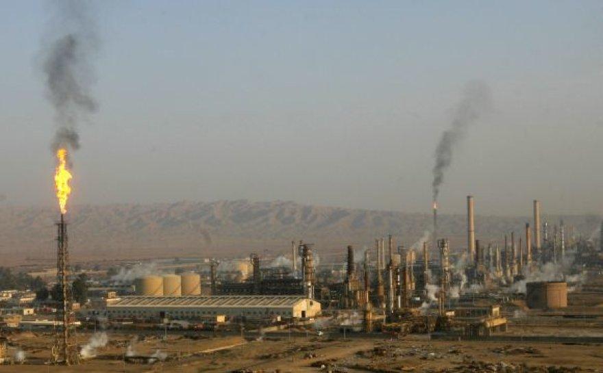 Baidžio naftos perdirbimo gamykla