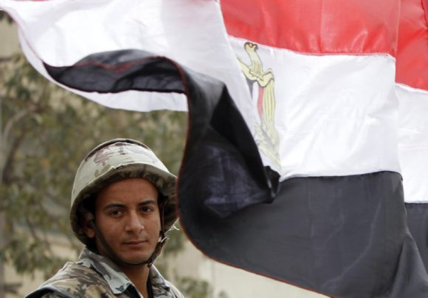 Egipto karys