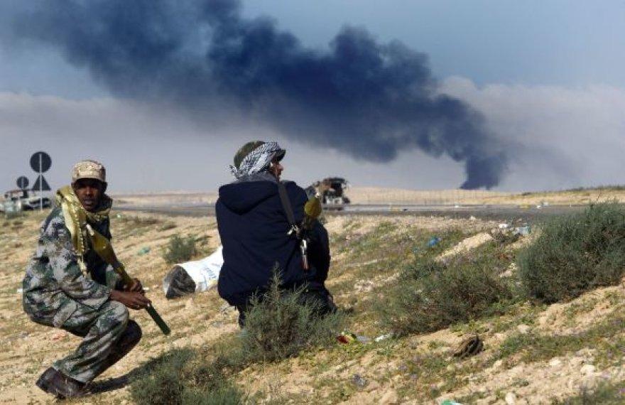 Libijos sukilėliai