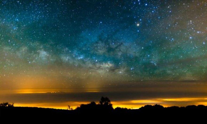 Terje Sorgjerdo nuotraukos atskleidė nepaprastą Žemės ir dangaus grožį.