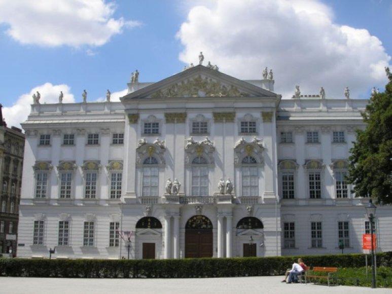 Austrijos teisingumo ministerija