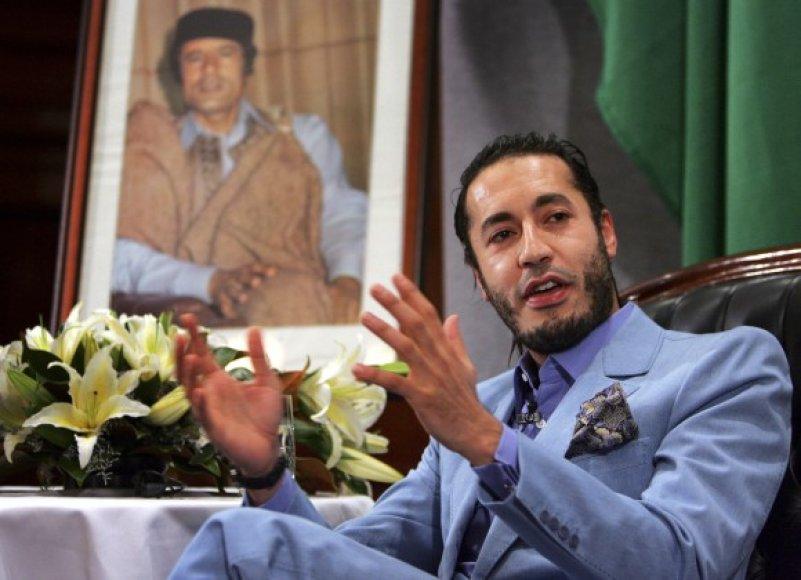 Saadi Kadhafi