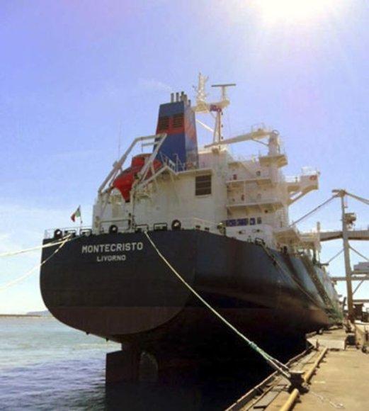 """Laivas """"Montecristo"""""""