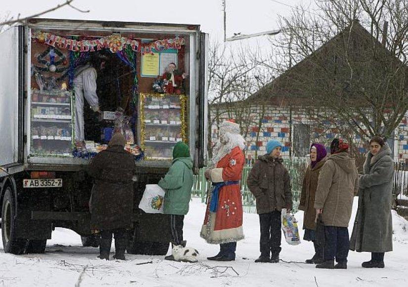 Naujieji metai baltarusiams atnešė penktadaliu pigesnį rublį.