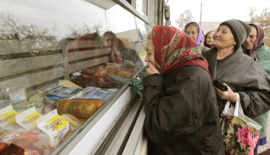 Šiemet baltarusius šiurpina staigus visų produktų ir prekių brangimas.