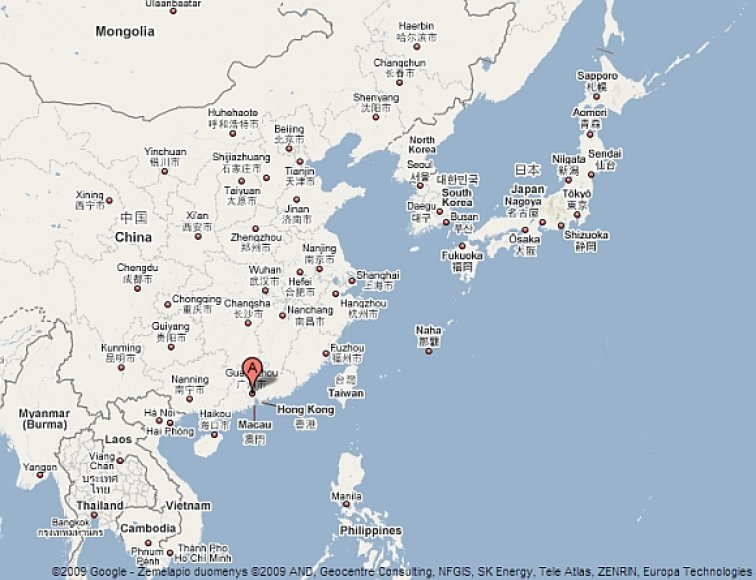 Sprogimas Gvandune – tik vienas iš daugelio įvykusių per kelias savaites Kinijoje.