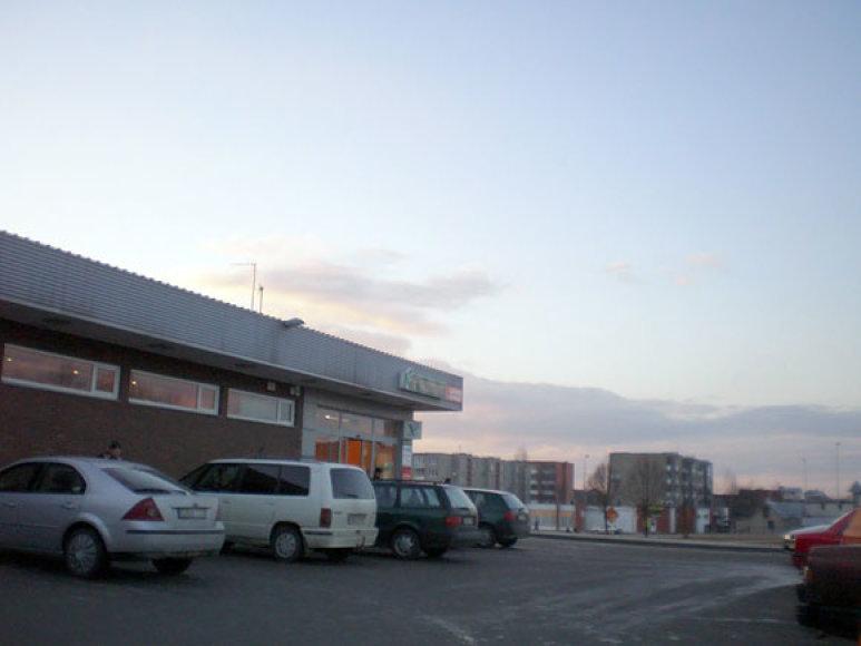 Prekybos centras Jonavoje