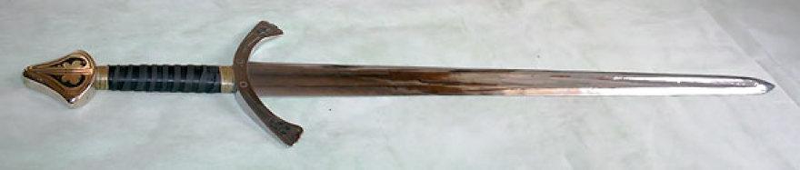 Turnyro prizas – kalavijas