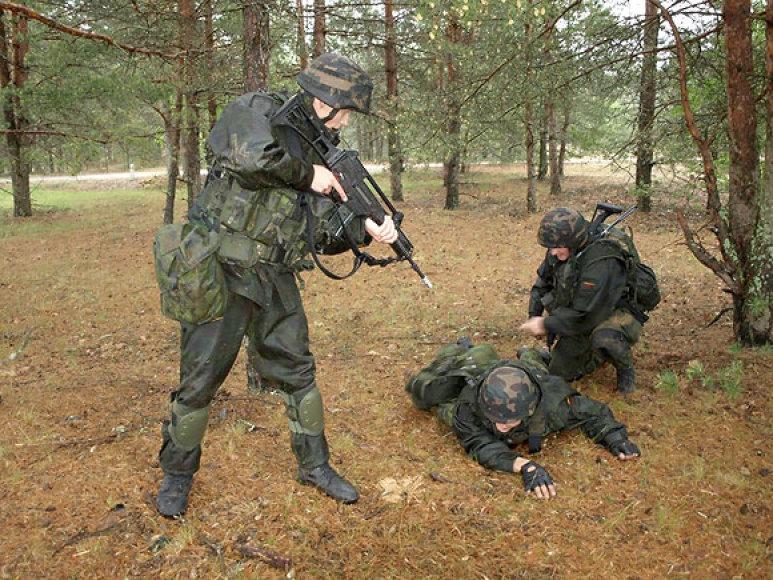 Pratybos Latvijoje