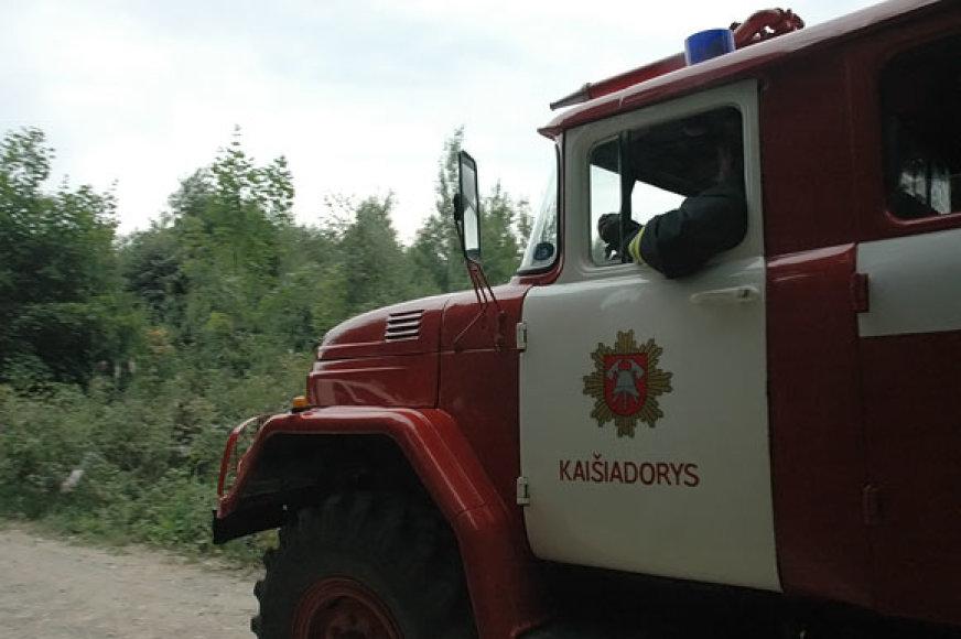 Kaišiadorių ugniagesiai