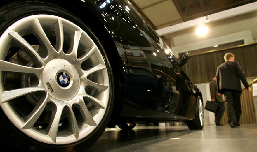 Automobilis BMW