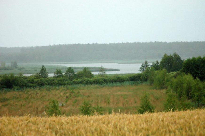 Skomanto ežeras