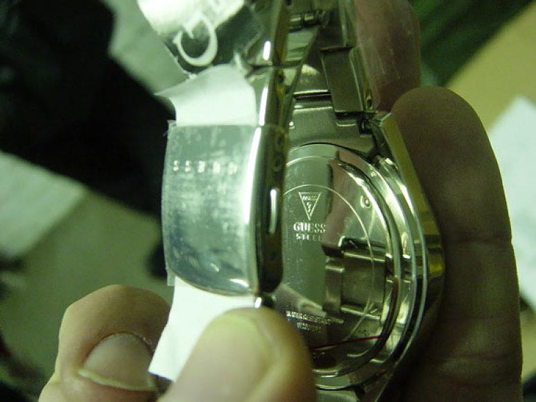 Laikrodžių klastotės