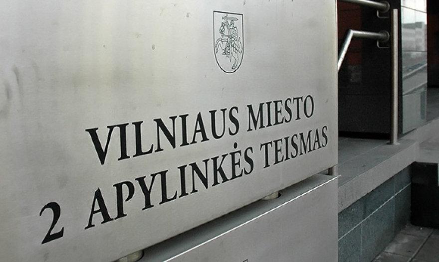 Vilniaus 2-asis apylinkės teismas