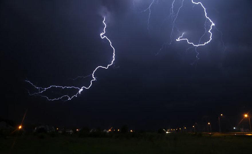 Žaibavo ne tik sostinėje, bet ir Vilniaus rajone