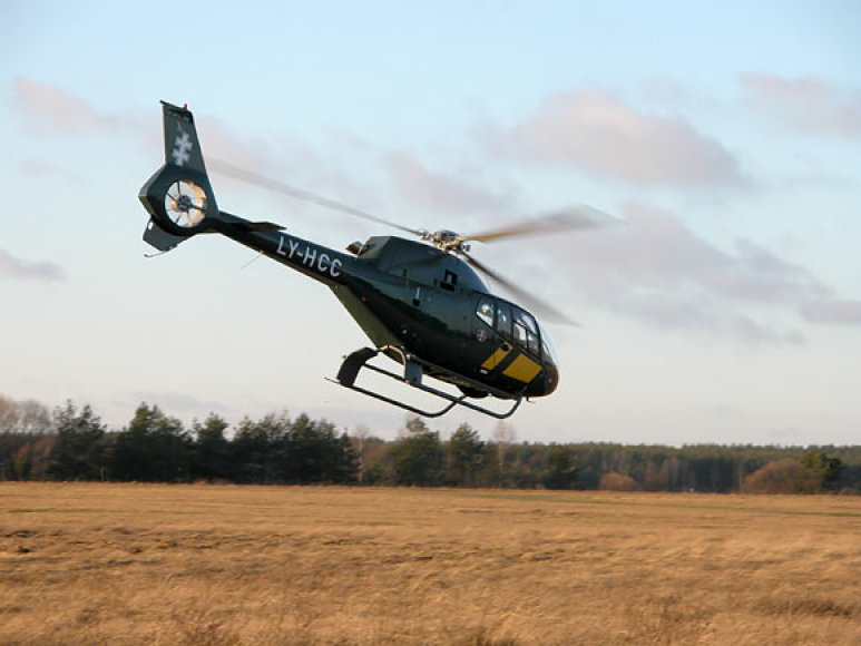 Pasieniečių sraigtasparnis