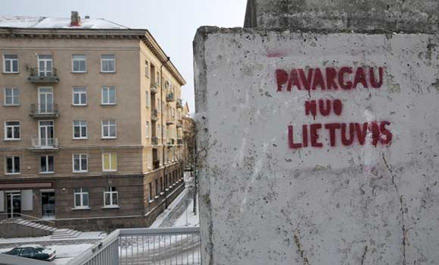 """""""Pavargau nuo Lietuvos"""""""