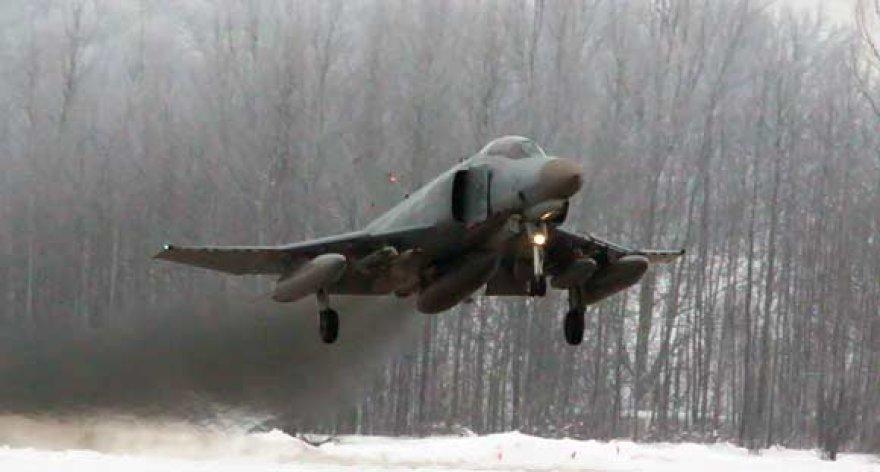 """Vokietijos karinių oro pajėgų naikintuvas F-4 """"Phantom"""""""