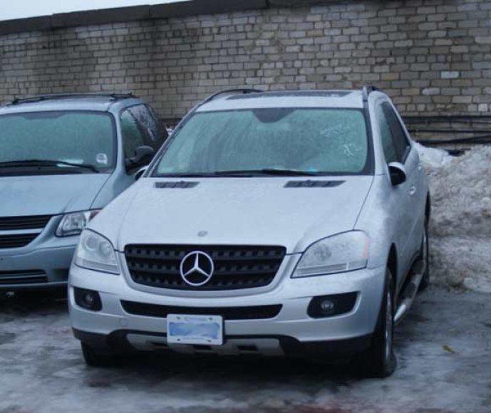 """Vogtas """"Mercedes Benz"""""""