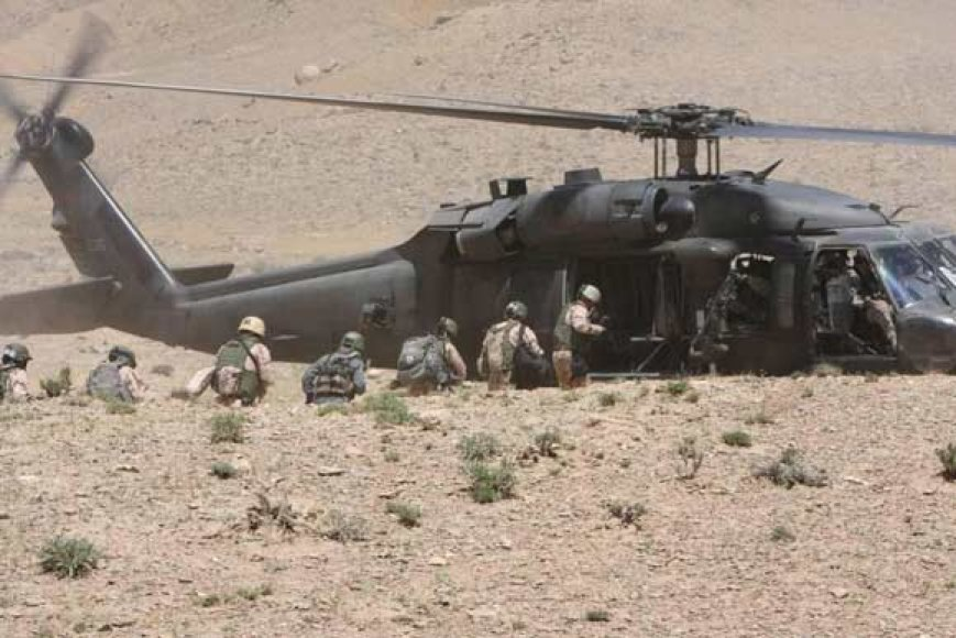 SOP kariai Afganistane