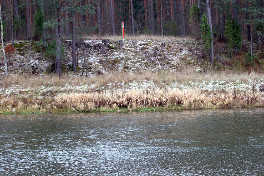 Kitoje upės pusėje - Baltarusija