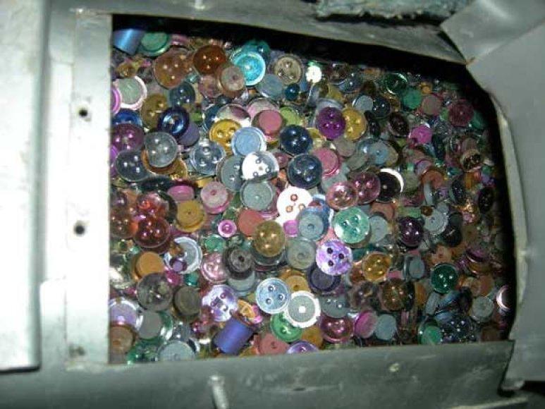 Metalo laužo kontrabanda