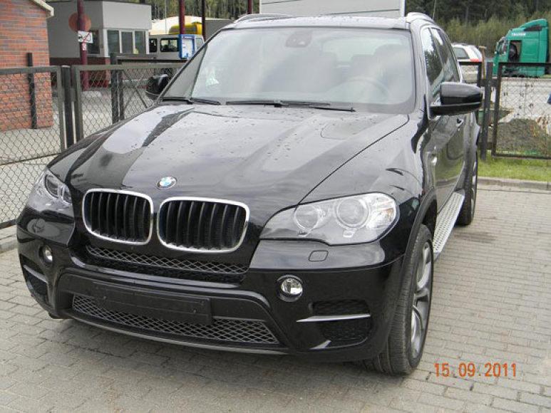 Vogtas BMW X5