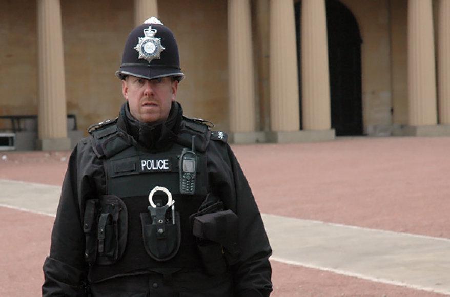 Londono policininkas