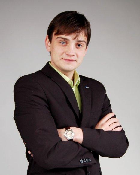 LSAS prezidentas Vilius Morkūnas