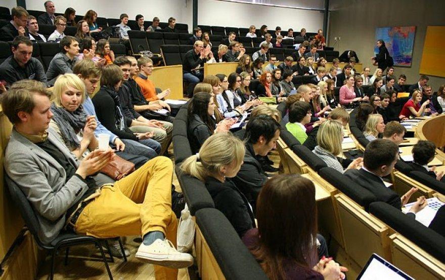Литовскиие студенты