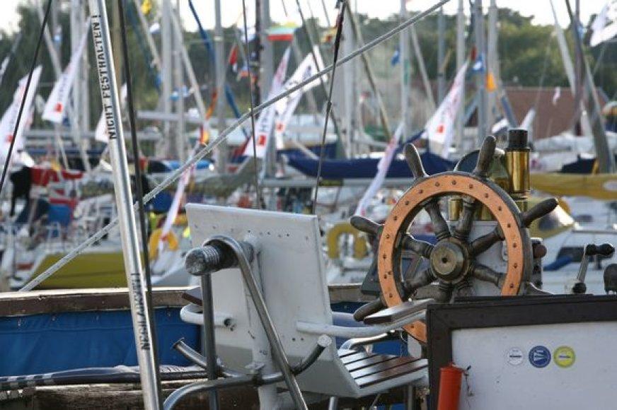 Konkursą laimėjęs operatorius į jachtų uostelį turės investuoti keletą milijonų litų.