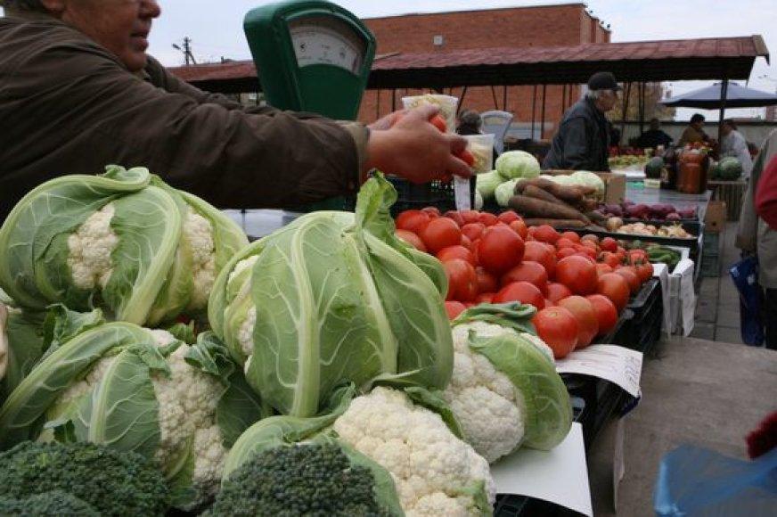 Vilniečiai vis dažniau renkasi ekologišką produkciją ir labiausiai domisi ekologiškais maisto produktais.
